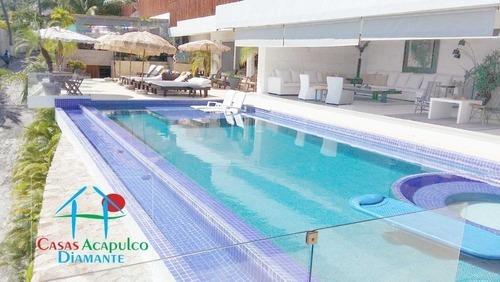 Cad Villa Marli. Alberca Infinity, Jacuzzi. Cancha De Tenis