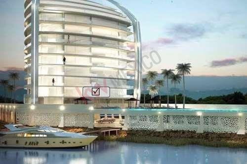 Departamento En Venta En Marina Platino Plus En Mazatlán