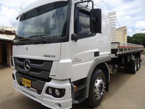 M.benz Atego 2429-2013-carroceria-truck-talisma Caminhoes