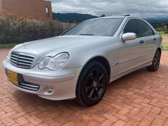 Mercedes Benz Clase C C180k C 180 W203 Unico Dueño