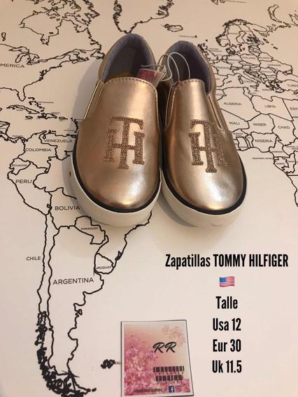 Zapatillas Niñas Tommy Hilfiger