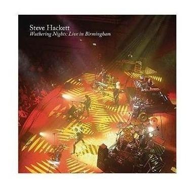 Hackett Steve Wuthering Nights: Live In Birmingham Cdx3
