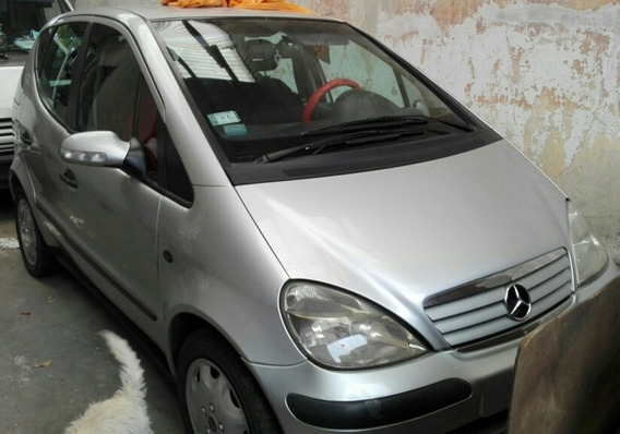 Mercedes-benz Clase A 2004 1.6 A160 Classic Manual