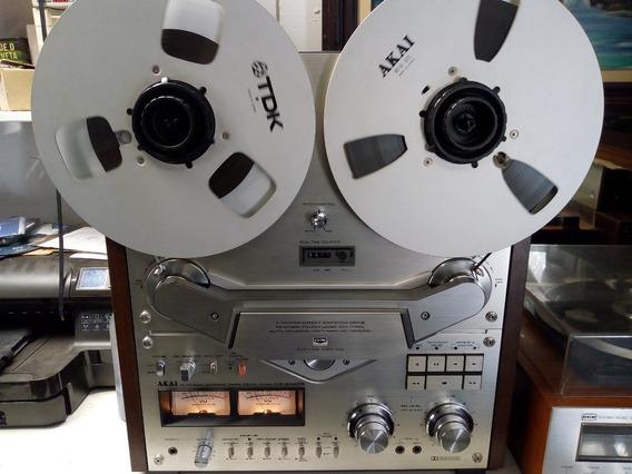 Akai Gx 635d Tape Recorder 635 Db Com Manual E Nota Fiscal