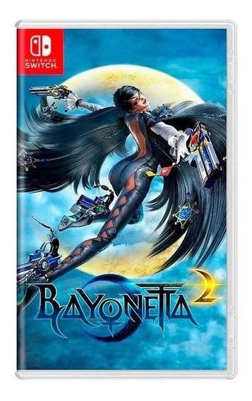 Bayonetta 2 Switch Lacrado Mídia Física Pronta Entrega