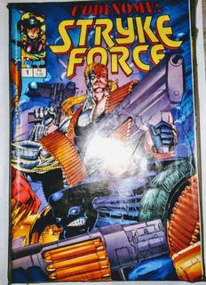 Hq - Codinome Stryke Force Vol 1 Ao 12