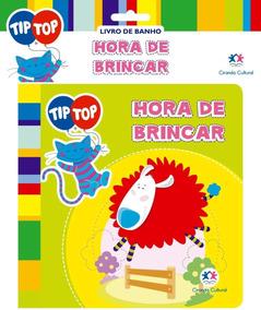 Hora De Brincar - Livro De Banho - Col. Tip Top