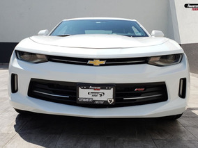 Chevrolet Camaro Rs Blanco 2017