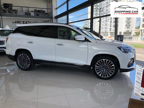 Jetour X95 Conquer Pro Luxury At 1.6 2021 0km