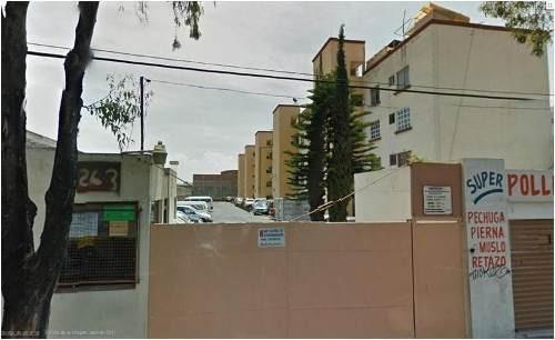 Remate - Departamento Residencial En Venta En Colonia Agrícola Pantitlan, Iztacalco, Distrito Federal - Aut515
