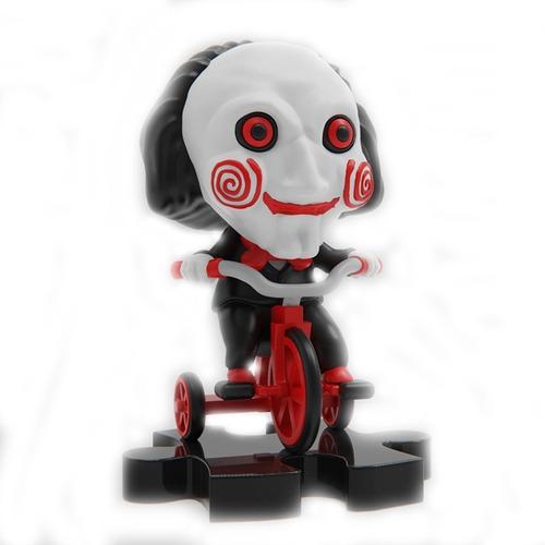 Imagen 1 de 5 de Muñeco Saw Billy Puppet Figura Para Pintar Plakit Coleccion