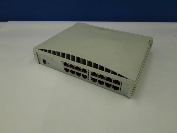 Switch 3com 16 Puertos Numero De Parte C167535b