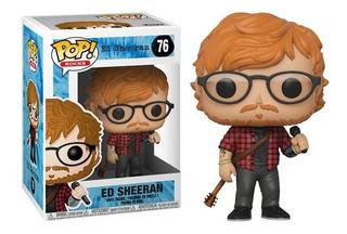 Funko Pop Ed Sheeran Ed Sheeran 76 Nuevo Vdgmrs