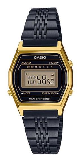 Relógio Casio Feminino Vintage La690wgb-1df Original + Nf