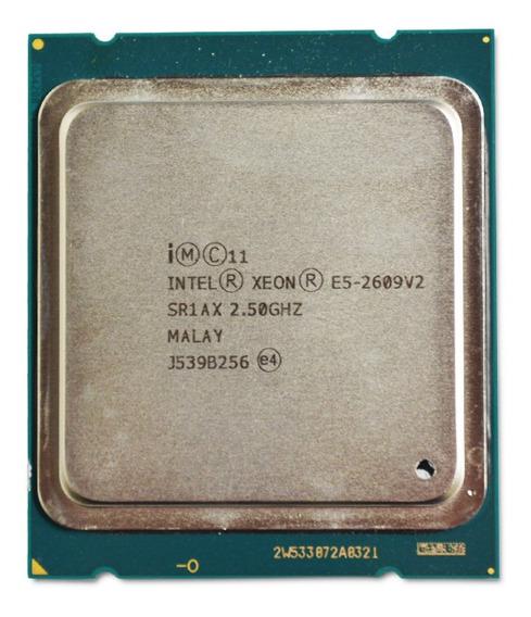 Processador Intel Xeon E5-2609 V2 Lga2011 2,50 Ghz 10mb