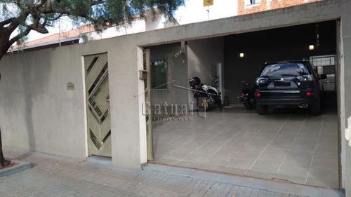 Casa Térrea Com 3 Quartos - 172657-v