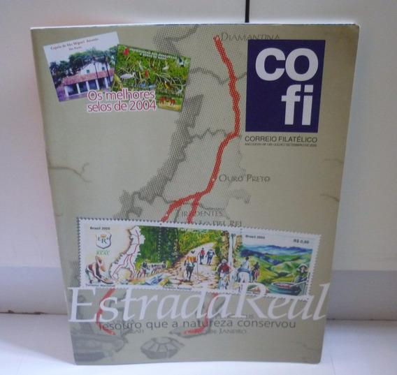 05x Revistas Cofi Coleção Material Filatelico