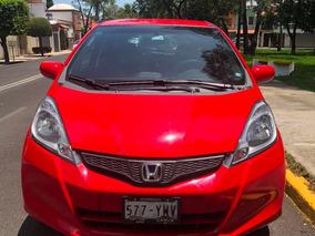 Honda Fit 1.5 Ex At B/a Cvt