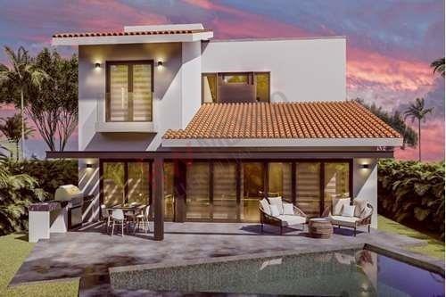 New Casa En Los Tigres En Venta - Olivo #440