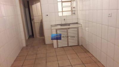 Casa Com 1 Dormitório Para Alugar Por R$ 750/mês - Cidade Patriarca - São Paulo/sp - Ca0218