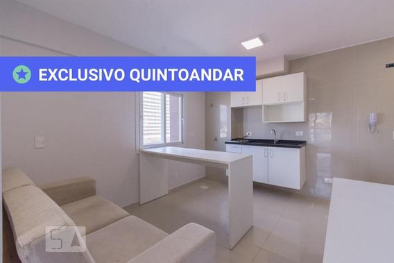 Studio No 4º Andar Com 1 Dormitório - Id: 892971989 - 271989
