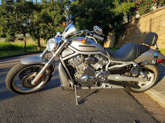 Harley Davidson Vrod 1250 2008 Impecável