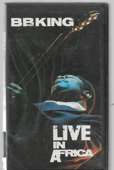 3583 Vhs Bb King Live In Africa