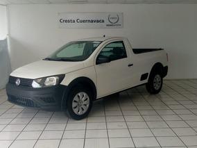 Volkswagen Saveiro 1.6 Starline Ac Mt Cresta Cuernavaca