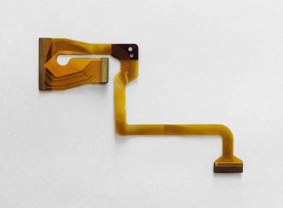 Flex Cable Original Do Lcd Filmadora Jvc D810/850/870
