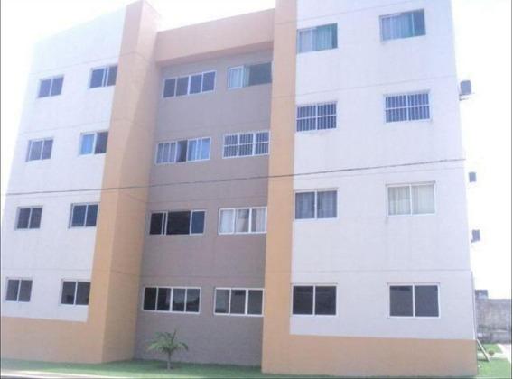 Apartamento Em Pajuçara, Natal/rn De 53m² 2 Quartos À Venda Por R$ 115.000,00 - Ap379783