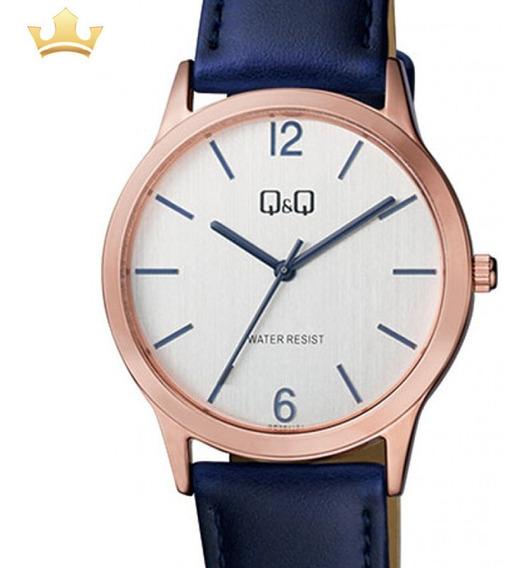 Relógio Q&q By Japan Unissex Qb36j101y C/ Garantia E Nf