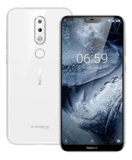 Nokia 6.1 Plus Ta-1103 Dual Sim 64gb
