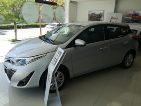 Toyota Yaris Xls Pack Cvt 5p 0km