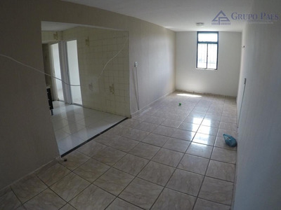 Apartamento Com 2 Dormitórios Grande, 56 M² Por R$ 122.000 - Cidade Tiradentes - São Paulo/sp - Ap2138