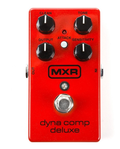 Pedal Mxr Dynacomp Deluxe Compressor M228  C/ Nfe & Garantia