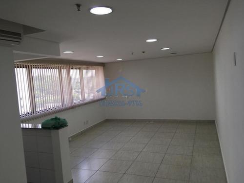 Sala À Venda, 34 M² Por R$ 195.000 - Bethaville I - Barueri/sp - Sa0270