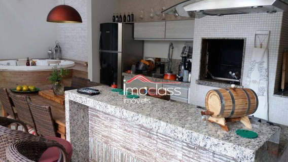 Casa A Venda Condomínio Euroville Em Americana - Sp - Ca0755