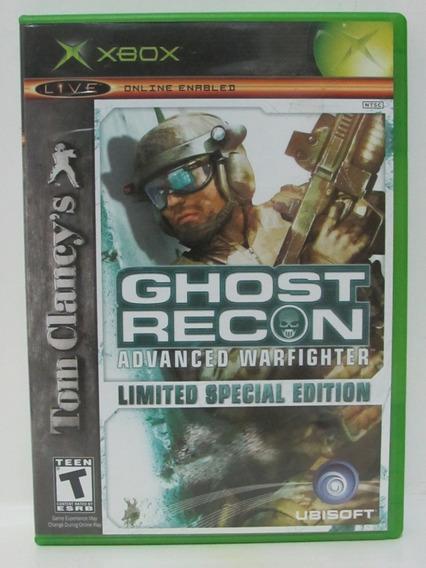 Xbox - Ghost Recon Advanced Warfighter Limited Special Editi