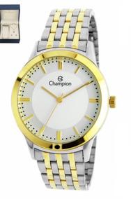Relógio Champion Feminino Ch22948d Kit Original