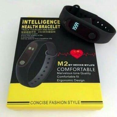 Pulseira Inteligente M2 Relógio À Prova D