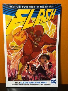 Flash Vol.1 (el Rayo Golpea Dos Veces) [formato Físico]