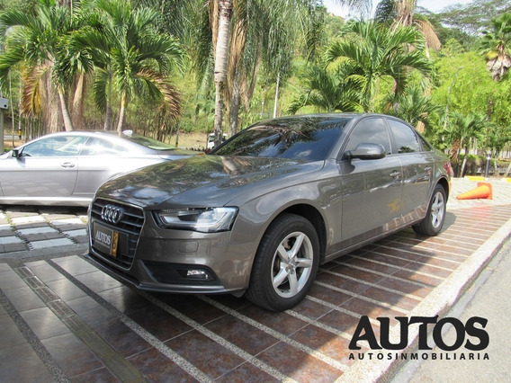 Audi A 4 1.8 Turbo At Sec Full Equipo