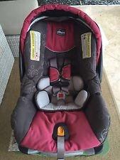 Bebê Conforto E Booster Para Carro