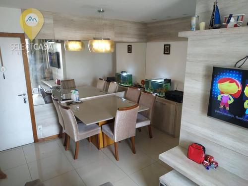 Imagem 1 de 13 de Apartamento 2 Quartos Em Itaparica - Ap0517