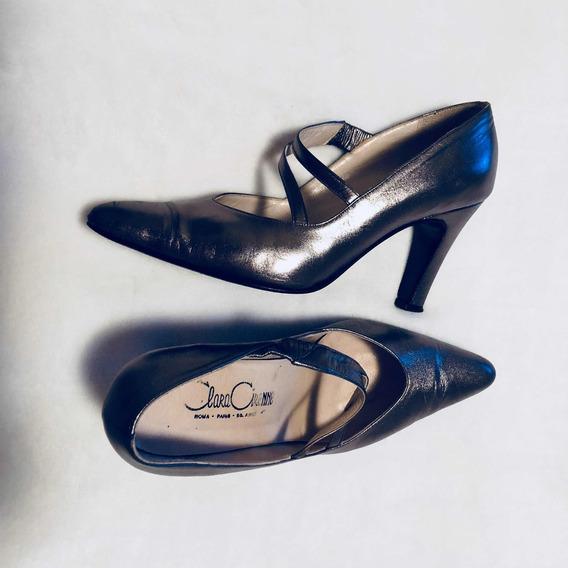 Zapato Ricky Sarkany Peltre Para Mujer