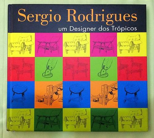 Livro Sérgio Rodrigues