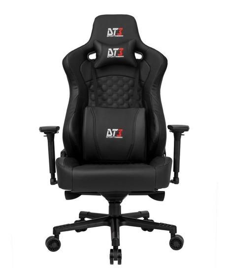 Cadeira Gamer Dt3 Sports Rhino Bigger Black - 11229-5 + Nfe