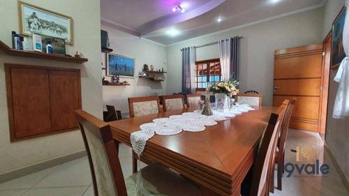 Casa Com 3 Dormitórios À Venda - Jardim Das Indústrias - São José Dos Campos/sp - Ca2116