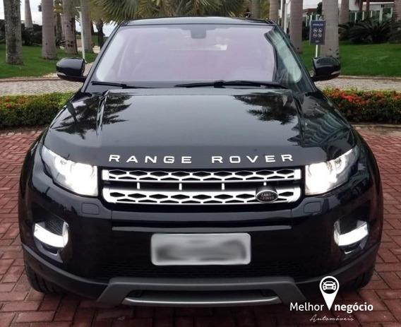Land Rover Evoque Prestige 2.0 Aut. 2013 Preta