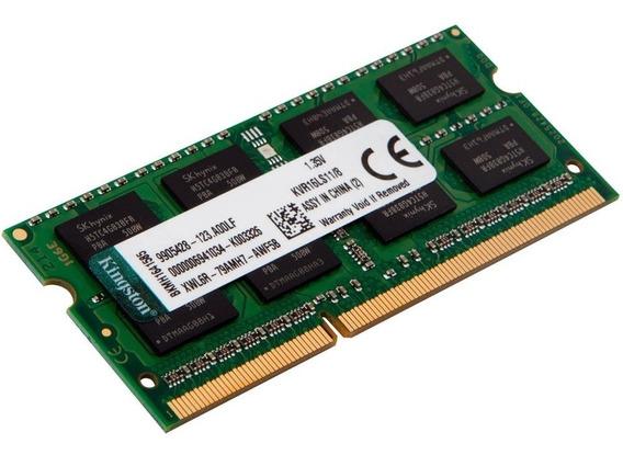 Memoria 8gb Ddr3 Pc3l Para Notebook Asus S46cb-wx227h